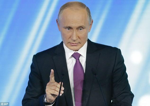 Nước Nga không bao giờ từ bỏ Crimea