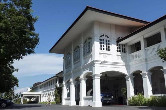 Khách sạn Capella trên đảo Sentosa của Singapore