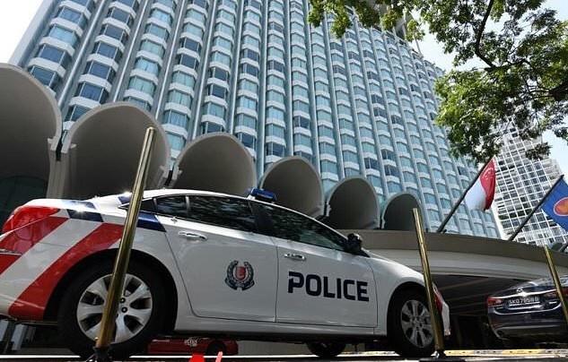 Cảnh sát Singgapore tăng cường an ninh trước hội nghị thượng đỉnh quan trọng