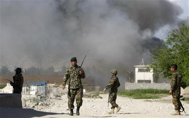 Nhiều binh sĩ thệt mạng trong vụ tấn công nhắm vào trạm kiểm soát an ninh