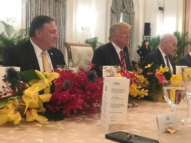 Tổng thống Mỹ ca ngợi Singapore rất chuyên nghiệp và hiếu khách