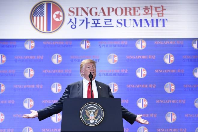 Tổng thống cho biết nhiều vấn đề quan trọng nhằm thực thi tuyên bố chung vừa ký với nhà lãnh đạo Triều Tiên