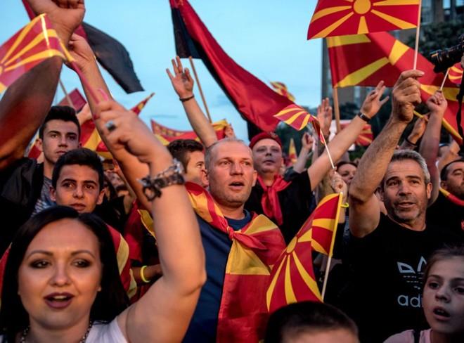 Tên mới của Macedonia sẽ được thừa nhận trên trường quốc tế