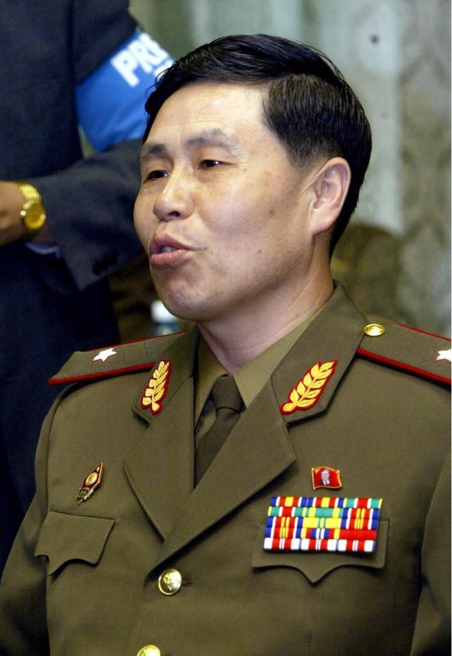 Trung tướng Ahn Ik San dẫn đầu phái đoàn Triều Tiên dự đàm phán