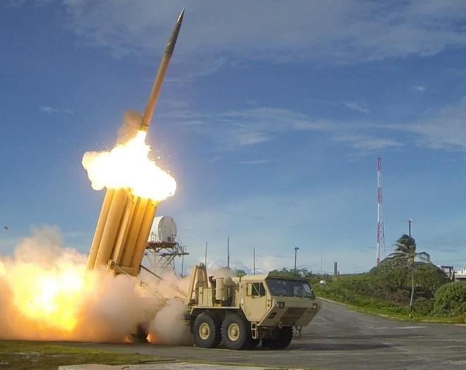 Hệ thống phòng thủ tên lửa tầm cao giai đoạn cuối (THAAD)
