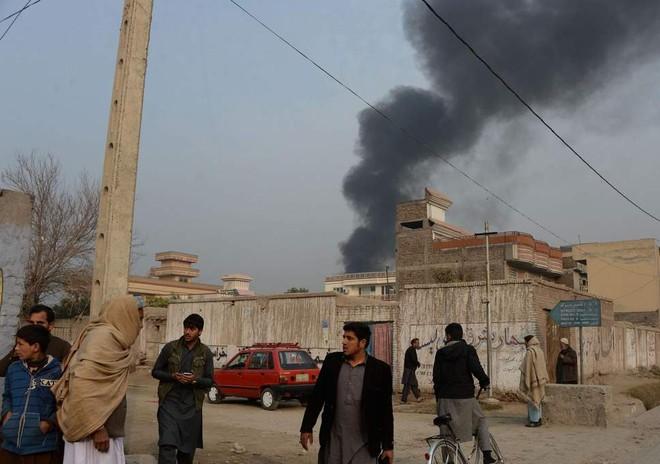 Vụ tấn công có khả năng do IS tiến hành nhắm vào phiến quân Taliban