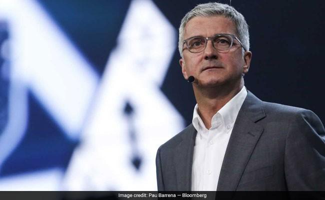 Rupert Stadler, CEO của Audi