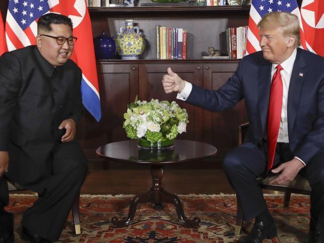 Tổng thống Mỹ đề xuất ý tưởng dừng tập trận Mỹ Hàn Quốc trong cuộc gặp thượng đỉnh ngày 12-6