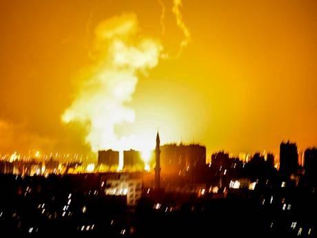 Israel không kích vào dải Gaza ngày 18-6