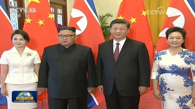 Trung Quốc đang muốn bình thường hoá các chuyến thăm của nhà lãnh đạo Triều Tiên
