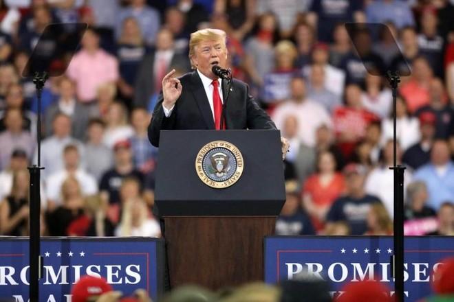 Tổng thống Mỹ xác nhận 200 bộ hài cốt lĩnh Mỹ đang trên đường trở về Mỹ