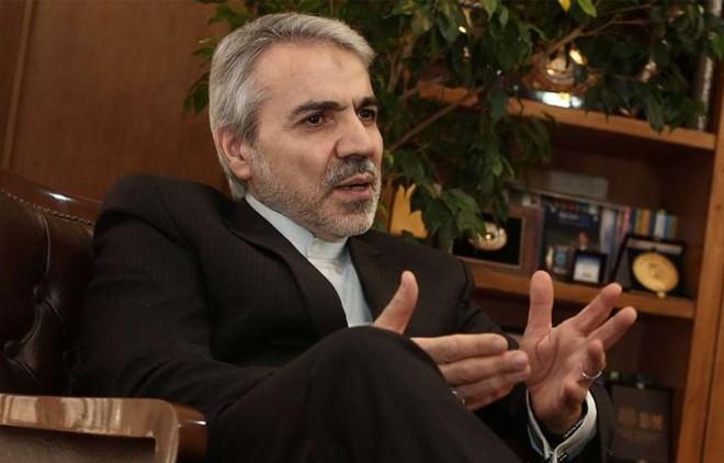Ông Mohammad Bagher Nobakht khẳng định Iran sẽ không đàm phán với Mỹ về thỏa thuận hạt nhân mà Mỹ đã tuyên bố rút lui