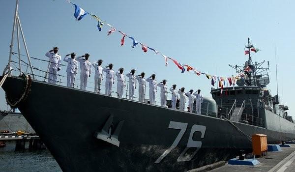 Các lực lượng hải quân Iran sẽ sớm được cung cấp một tàu khu trục mới sản xuất trong nước mang tên Dena
