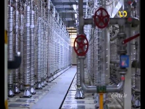 Bên trong nhà máy làm giàu urani của Iran