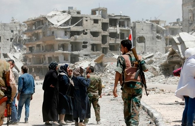 Nga sẽ vẫn duy trì thoả thuận vùng giảm căng thẳng phía Nam Syria