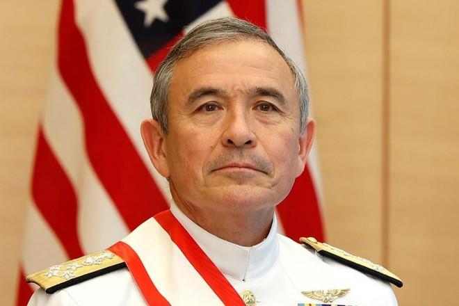 Ông Harry Harris làm đại sứ tại Hàn Quốc