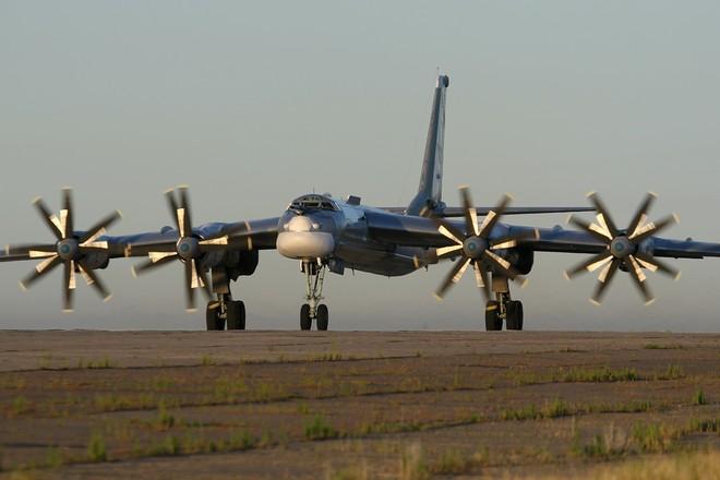 Máy bay ném bom chiến lược tầm xa Tupolev-95MS