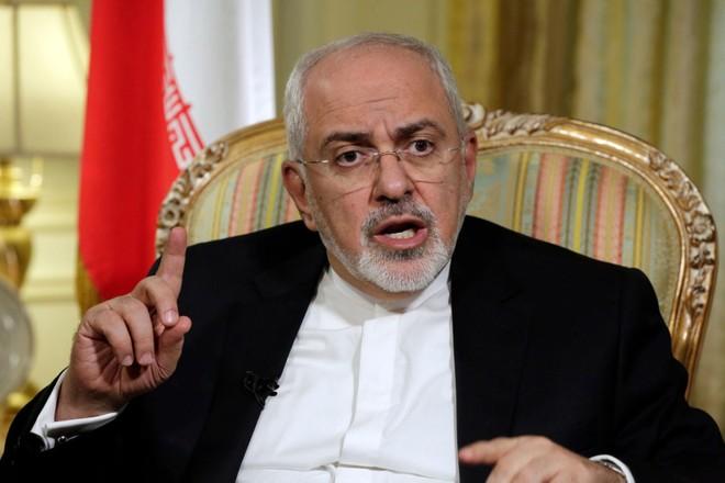 Ngoại trưởng Iran Mohammad Javad Zarif