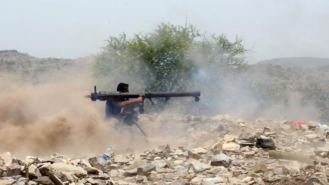 Cuộc chiến tại Yemen đã làm hơn 13.000 thiệt mạng