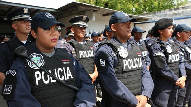 Đơn vị đặc nhiệm mới của Panama