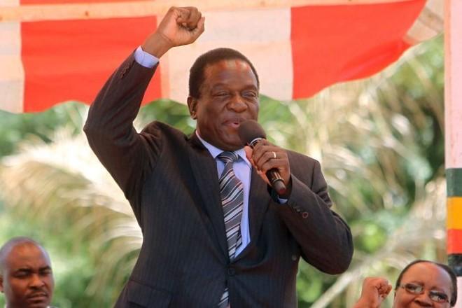 Tổng thống Zimbabwe Emmerson Mnangagwa tuyên bố chiến thắng cuộc bầu cử