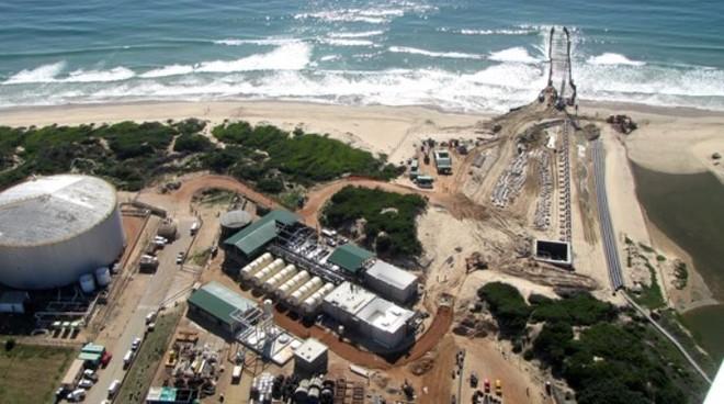 Nhà máy khử mặn Monwabisi đi vào hoạt động