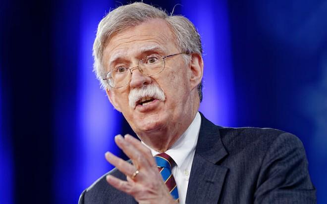 Cố vấn An ninh Quốc gia Mỹ John Bolton trả lời phỏng vấn Fox News