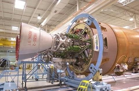 """Động cơ tên lửa RD-180 của công ty """"Energomash"""" - Nga"""