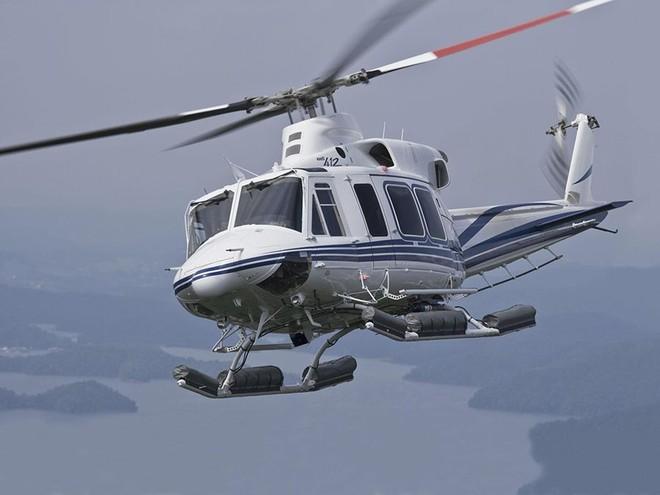 Trực thăng Bell 412EP