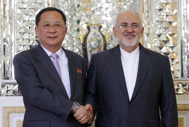 Ngoại trưởng Triều Tiên Ri Yong-ho có chuyến thăm 3 ngày tới Iran