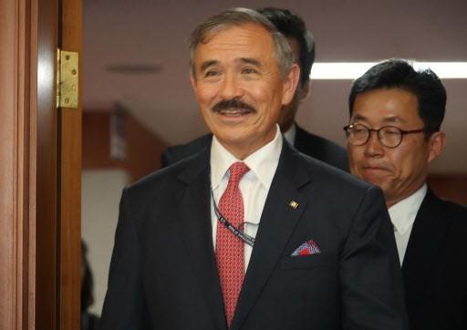 Đại sứ Mỹ tại Hàn Quốc Harry Harris