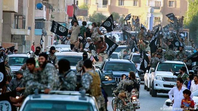 IS vẫn còn từ 20.000 đến 30.000 tay súng tại Syria và Iraq