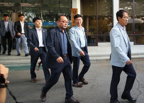Nhóm tiền trạm đến Triều Tiên chuẩn bị cho sự kiện đoàn tụ gia đình ly tán