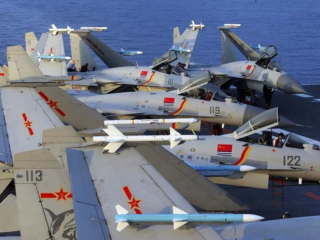 Trung Quốc tăng cường sức mạnh không quân ra vùng Thái Bình Dương