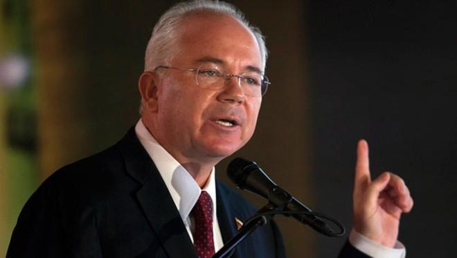 Cựu Đại sứ Venezuela tại Liên hợp quốc Rafael Ramirez