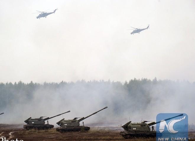 Trung Quốc sẽ tham gia tập trận Vostok 2018