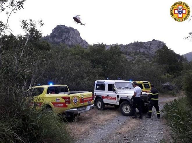 Các phương tiện cứu hộ trên đỉnh núi