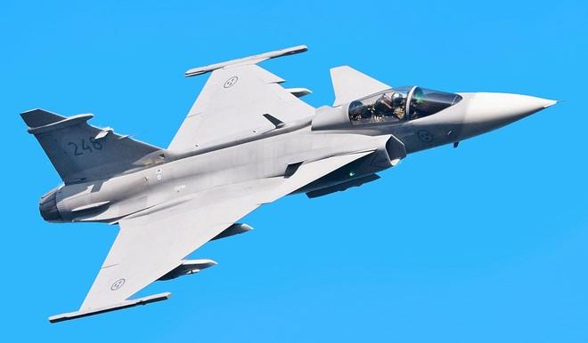 Tiêm kích Jas Gripen của tập đoàn Saab