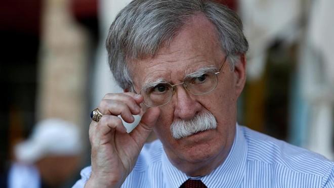 Cố vấn An ninh Quốc gia Mỹ John Bolton