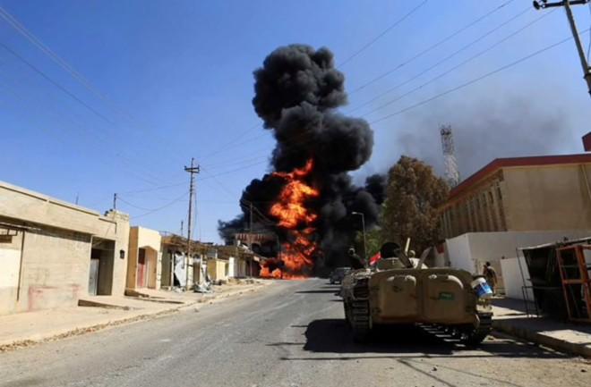 Chiến dịch không kích của NATO và không quân Afghanistan đã tiêu diệt thêm 1 thủ lĩnh cấp cao của IS
