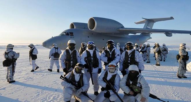 Quân đội Nga tại Bắc Cực