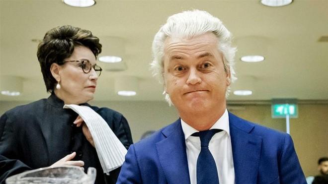 Nghị sĩ Geert Wilders Đảng Tự do Hà Lan (PVV)
