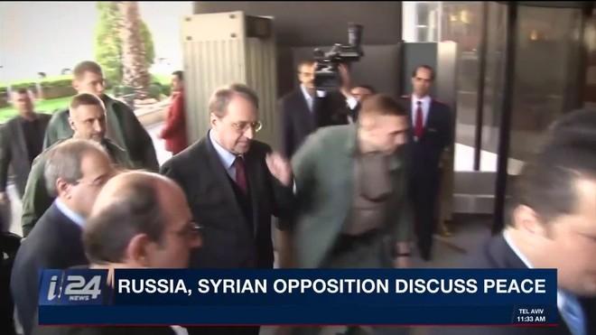 Nga và phe đối lập tại Syria đang tìm một giải pháp hoà bình