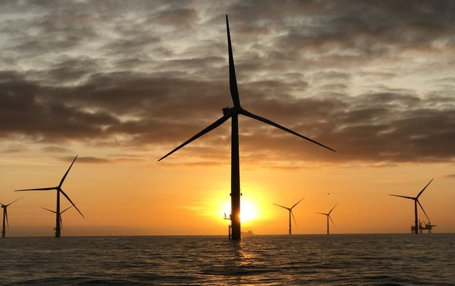 Nhà máy điện gió biển Walney Extension