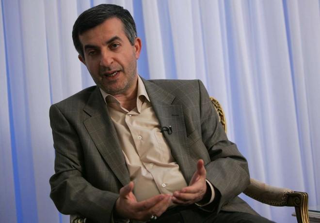 Cựu phó tổng thống Iran Esfandiar Rahim Mashaie lĩnh án xâm phạm an ninh quốc gia