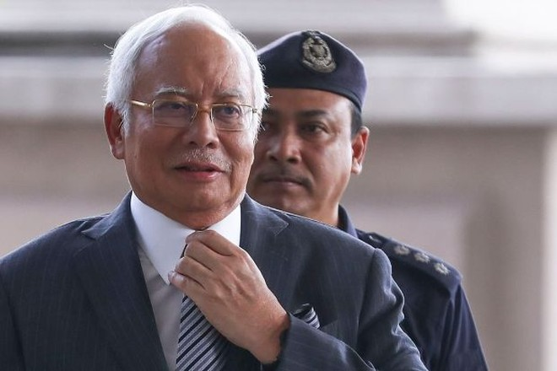 Cựu Thủ tướng Malaysia Najib Razak đối mặt với 25 cáo buộc mới