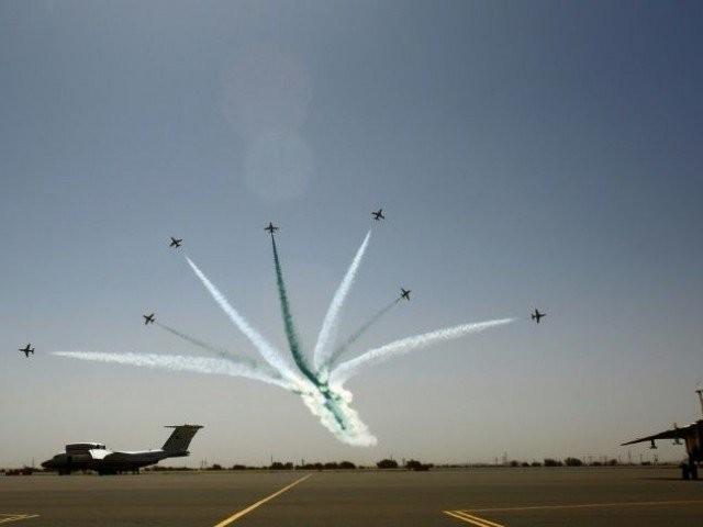 Máy bay Sudan trong lần bay huấn luyện