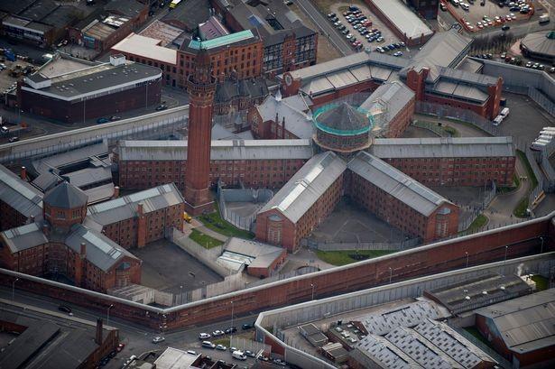 Nhà tù HMP Manchester (hay còn gọi là nhà tù Strangeways) – Vương quốc Anh
