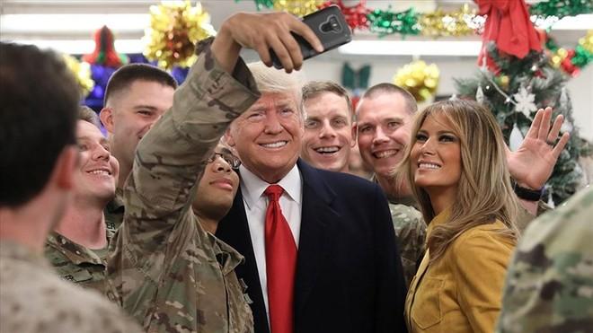 Báo Mỹ chỉ trích Tổng thống Donald Trump làm lộ bí mật quân sự quốc gia