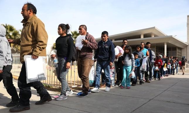 Giấc mơ di cư tan vỡ: Hoa Kỳ đưa nhóm người xin tị nạn đầu tiên đến Mexico vào ngày 25/1